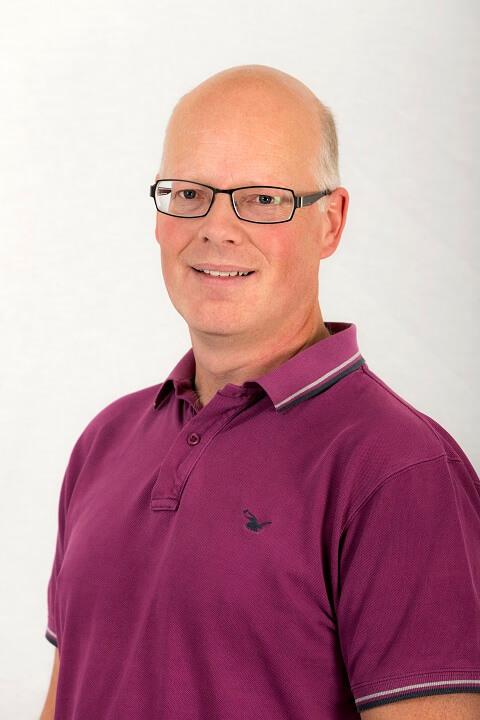 Roger Fagerdahl, stadsnätsansvarig
